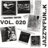 Jazz'N'Fun..K TR020 - Aquario di un Bar Senza Nome - Vinyl 100%