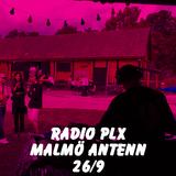 PLX: TJÄRÖ LIVE - 26/8 2017 - MUSIC SELECTION: RadioPLX feat. Malmö Antenn