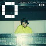Culture Box Podcast 073 – CONE