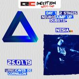 NESIA - CHILL2CHILL INCEPTION WEEKEND 2019