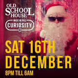 Matt Barker, Live @ Curiosity Christmas Rave, Old School House, Hull, 16/12/2017