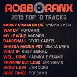 DANCEHALL 360 SHOW - 01/01/16 ROBBO RANX
