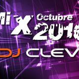 Mix Octubre 2016 por Dj Clev