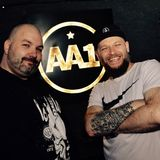 James Silver + Pearce M Live On AA1 Radio 16/6/2018