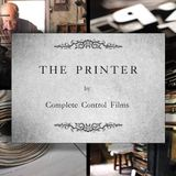 Michael Twomey speaks with Justin Maher CRY104FM about The Printer film & exhibition.