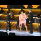 Frank Sinatra, Liza Minelli, and  Sammy Davis Jr. at The Fox