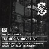 SS031 - Trends w/ Novelist, Elf Kid, PK & AJ Tracey (NTS 6/8/15)