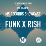 Funk x Rish-M5 Showcase @ CTRL ROOM - February 2018