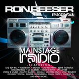 RON REESER - Mainstage Radio - September 2016 - Episode 048