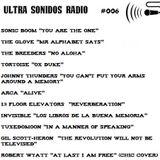Ultra Sonidos Radio #006  16/Dic/2016