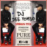 Paradox Parties Presents 100% URBAN MIX (UK Rap / Dancehall / Afrobeats / Hip-Hop) @DJDEEYOMBO