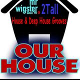 Wigmix - Our House (Tavistock) Live Set - Aug '16