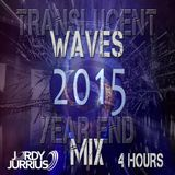 Jordy Jurrius - Translucent Waves Year End Mix 2015