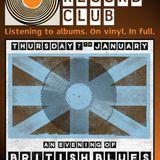 Glossop Record Club - British Blues (January 2016)