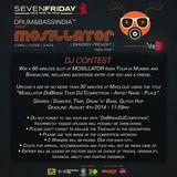 Mosillator DnBIndia Tour DJ Competition - rootkill -mumbai