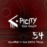 epicity's Radio Podcast Episode 54 (Halloween & Hi-Energy Trance Special)