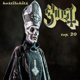 Hostile Hits - Ghost Top 20