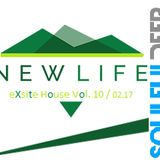 new life_eXsite house vol.10 - deep&funkhouse