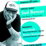 Bruno Otranto @ Wakeful (Golden Gate Club) [Berlin] 21.04.2013 -Part1-