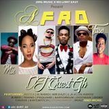 DJ Quest Gh - AFRO FUSE MIX