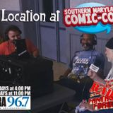 "Saturday, August 26, 2017 ""On location at Southern Maryland Comic-Con"""