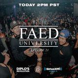 FAED University Episode 21 - 9.05.18