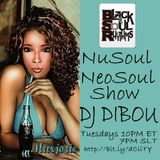 NuSoul NeoSoul Show with DJ DIBOU - April 17, 2013 - Music From Africa