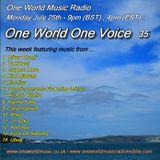 One World One Voice 35