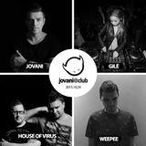 jovani@club radio show # 393 (Jovani|Gilė|House Of Virus|Weepee)