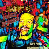 dj Nappy G-FUNKY SOUNDS (Live from Washington Bar/Hamburg,Germany)