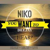 NIKO DEEJAY - YOU WANT TO HEAR? CIRCLE - MILAN - 10.04.2014 - LIVE