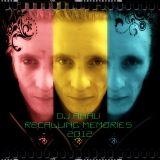 dj AHAU - Recalling Memories 2012
