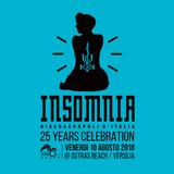 Enrico Delaiti - Insomnia 25th Anniversary - Penelope Privè @ Ostras Beach Club [August 10th 2018]