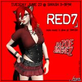 """[460] """"RED 7 - Indie Music is Alive"""" @SMASH - 06/23/15"""