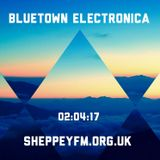 Bluetown electronica meets D.E.F