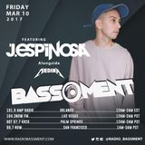 J. Espinosa guest set on 99.7 NOW! Bassment show