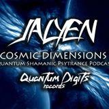 Quantum Digits Records Podcast #005 Cosmic Dimensions