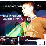 UpBeat 019 Mixed by Arzuki (Guest Mix)