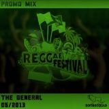 Reggae Festival 2013 Promo Mix - The General