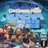 #27 Artist Showcase Rome The Godd w./ Special Guest DJ Slique Cat Control Radio w./ Taavo & Neva