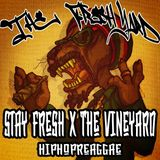 Adventure #155 THE FRESHYARD 3 HOUR REGGAE HIPHOP SPECIAL