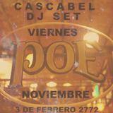 11.20 Live djset @ 'Poe' Buenos Aires