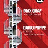 Abstrk_Live - Podcast_004 Max Graf & Dario Poppe