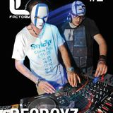 TechnoLogic Factory Chart #2 November by RecBoyz