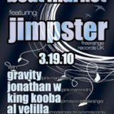 Jimpster Live@ Mighty (Beat Market)