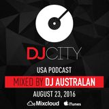 DJ AUSTRALAN - DJcity USA PODCAST 2016