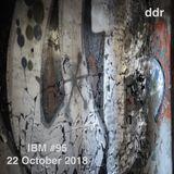 IBM #95 (22 October 2018)