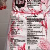 Dubfire @ Neopop Festival Porto Portugal 08-08-2013 livesetsarchive.com
