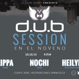 DUB PODCAST 07 - Nochi @ Stereo Sushi - 10.10.15
