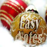 SilkyJacKs EasyNotes ChristmasEve2011 -- 10-11PM